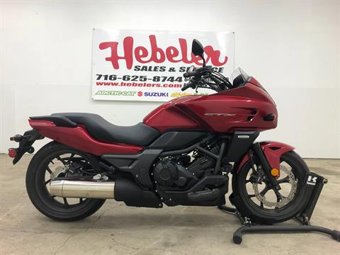 2014 Honda CTX®700 in Pendleton, New York
