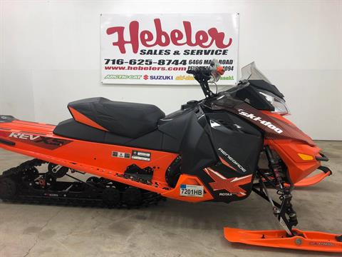 2015 Ski-Doo Renegade® X® 800R E-TEC® E.S.,  Ripsaw in Pendleton, New York