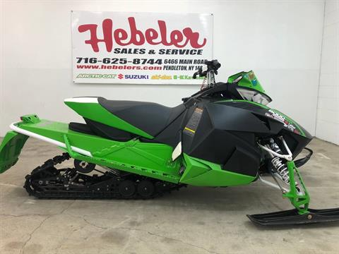2015 Arctic Cat ZR® 8000 RR in Pendleton, New York