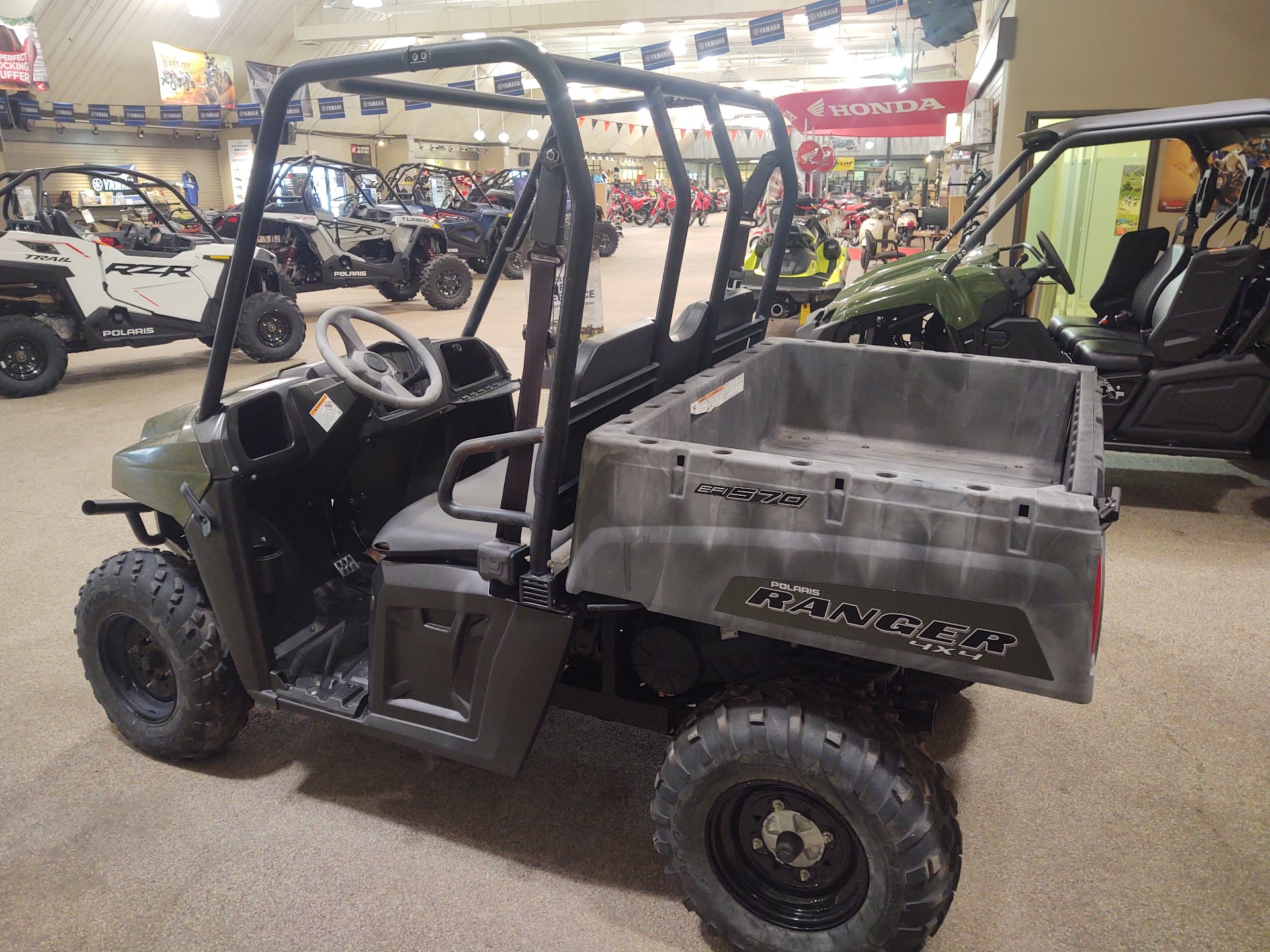 2014 Polaris Ranger® 570 EFI in North Platte, Nebraska - Photo 2