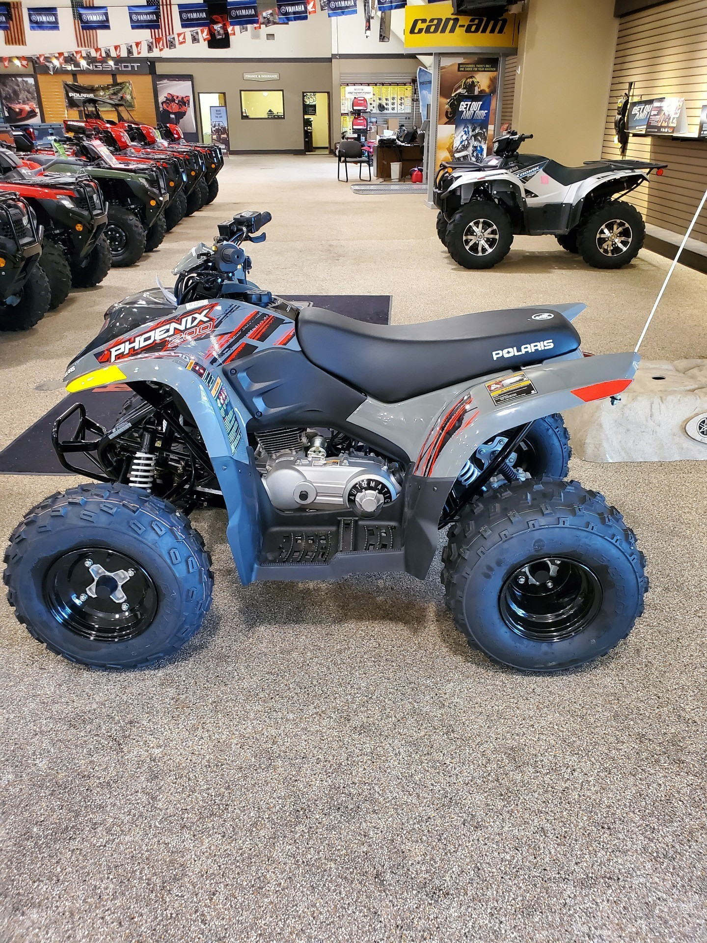 2020 Polaris Phoenix 200 in North Platte, Nebraska - Photo 2