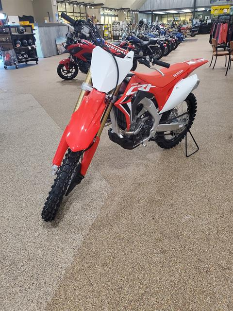 2021 Honda CRF250R in North Platte, Nebraska - Photo 1