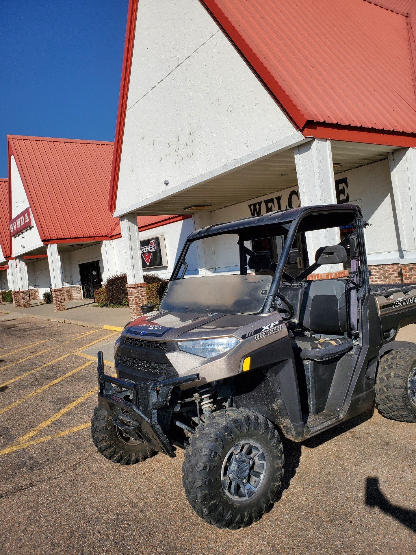 2018 Polaris Ranger XP 1000 EPS in North Platte, Nebraska - Photo 1