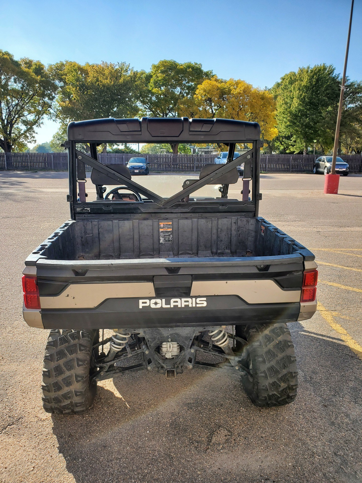 2018 Polaris Ranger XP 1000 EPS in North Platte, Nebraska - Photo 3