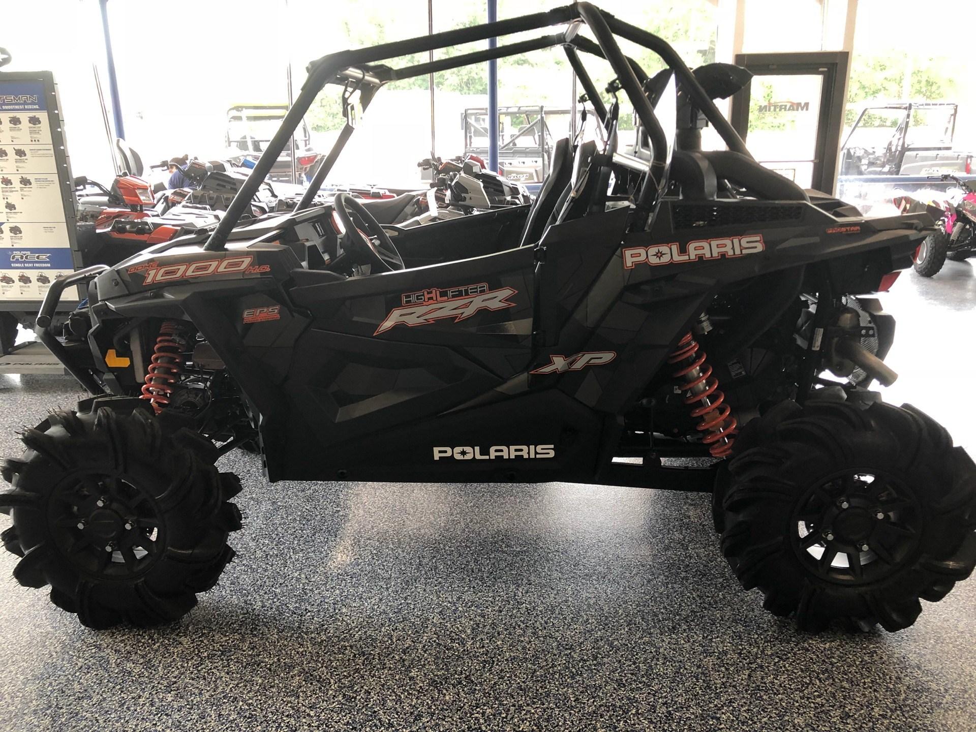 2018 Polaris RZR XP 1000 EPS High Lifter Edition for sale 4819