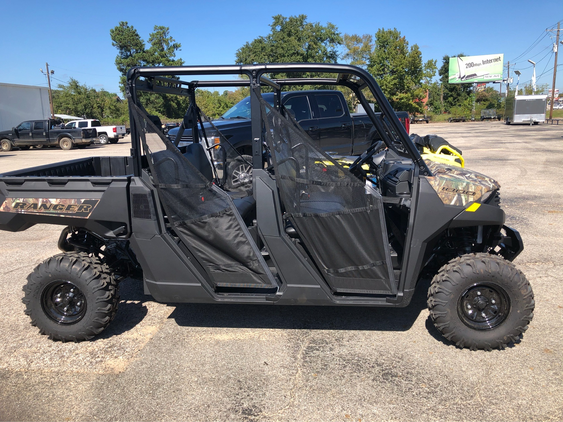 2020 Polaris Ranger Crew 1000 EPS in Cleveland, Texas - Photo 1