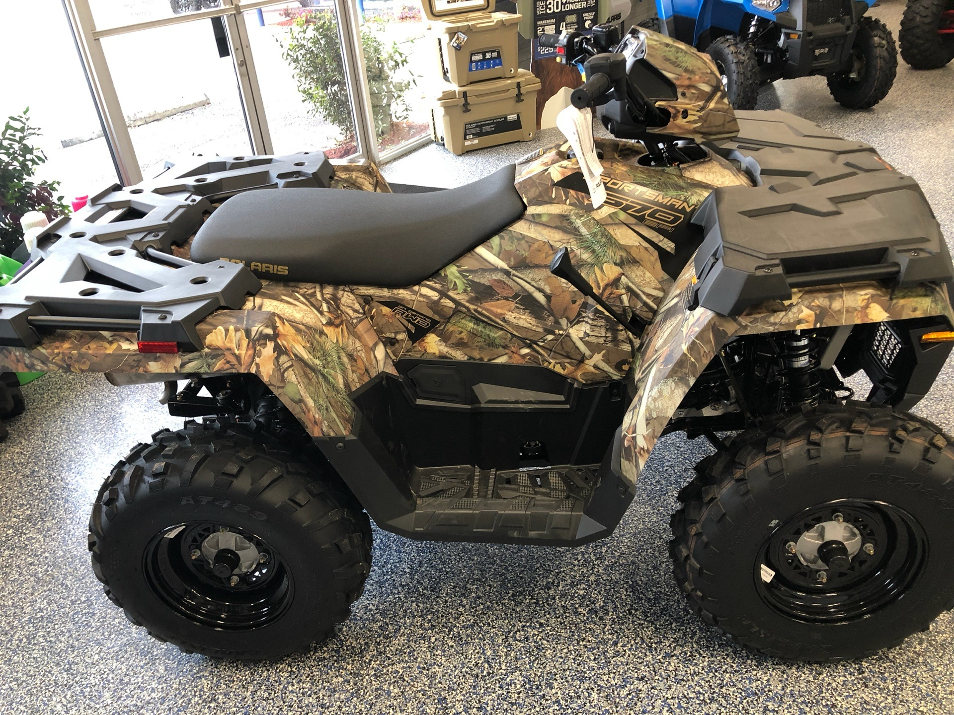 2019 Polaris Sportsman 570 Camo for sale 4784