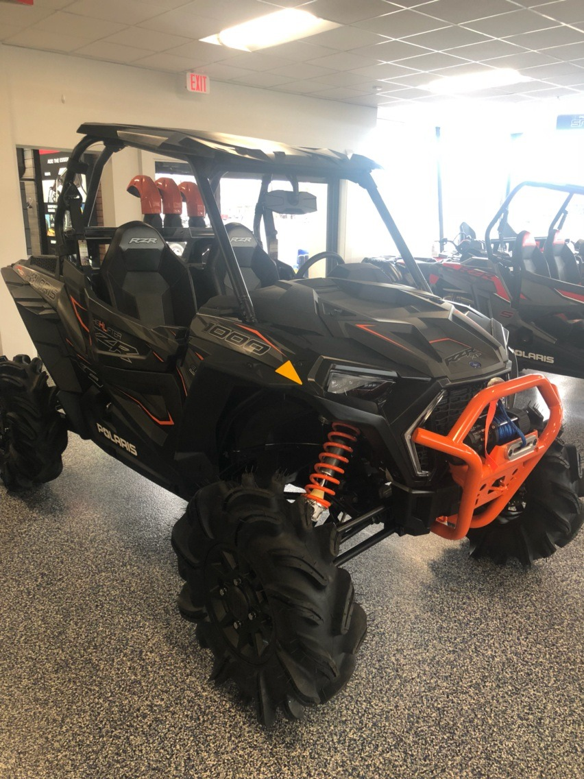 2019 Polaris RZR XP 1000 High Lifter in Cleveland, Texas