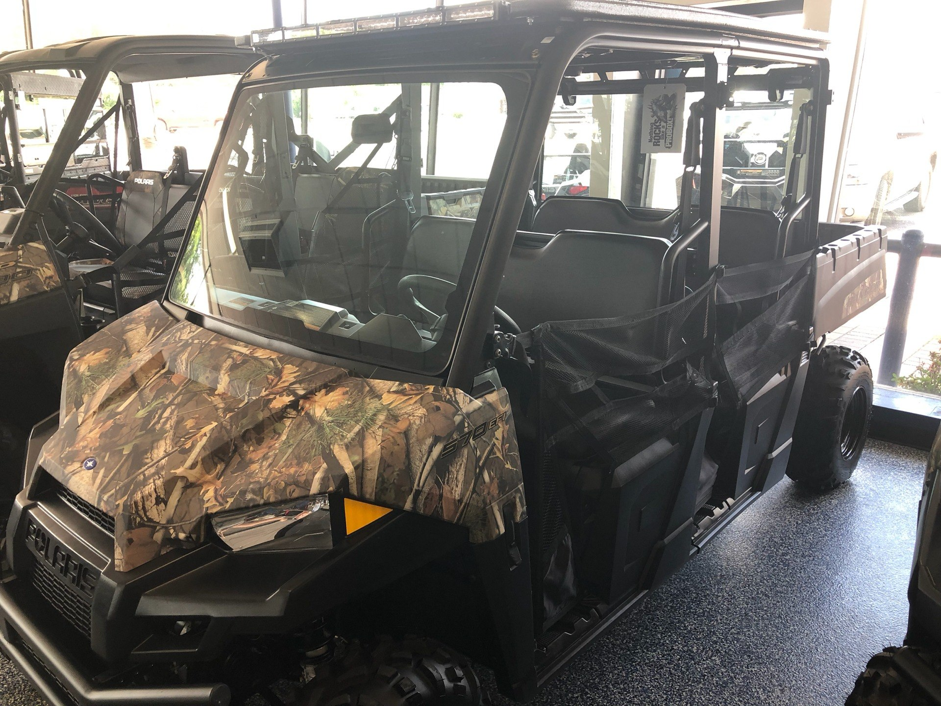 2019 Polaris Ranger Crew 570-4 in Cleveland, Texas - Photo 1