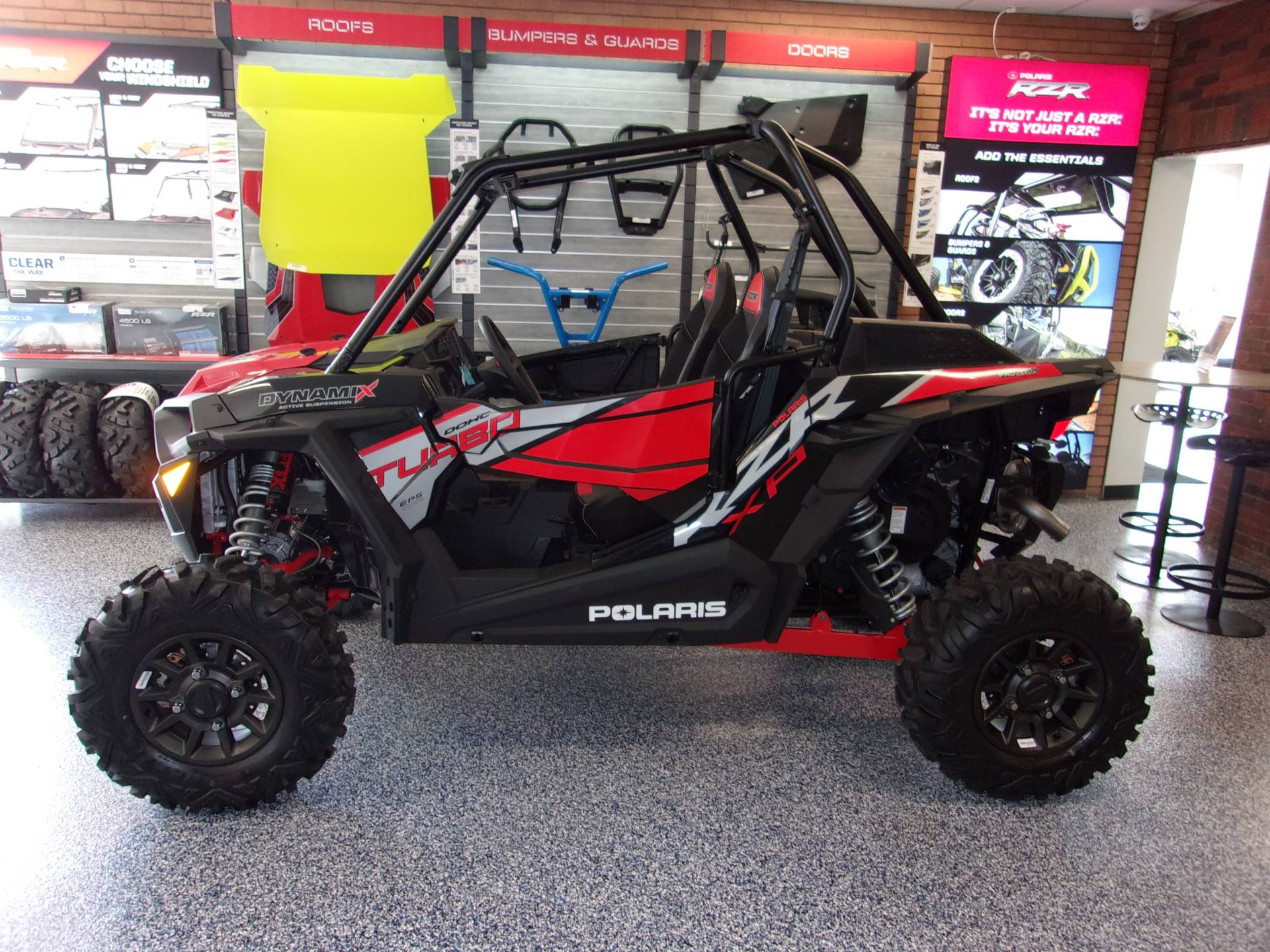 2018 Polaris RZR XP Turbo EPS Dynamix Edition in Cleveland, Texas