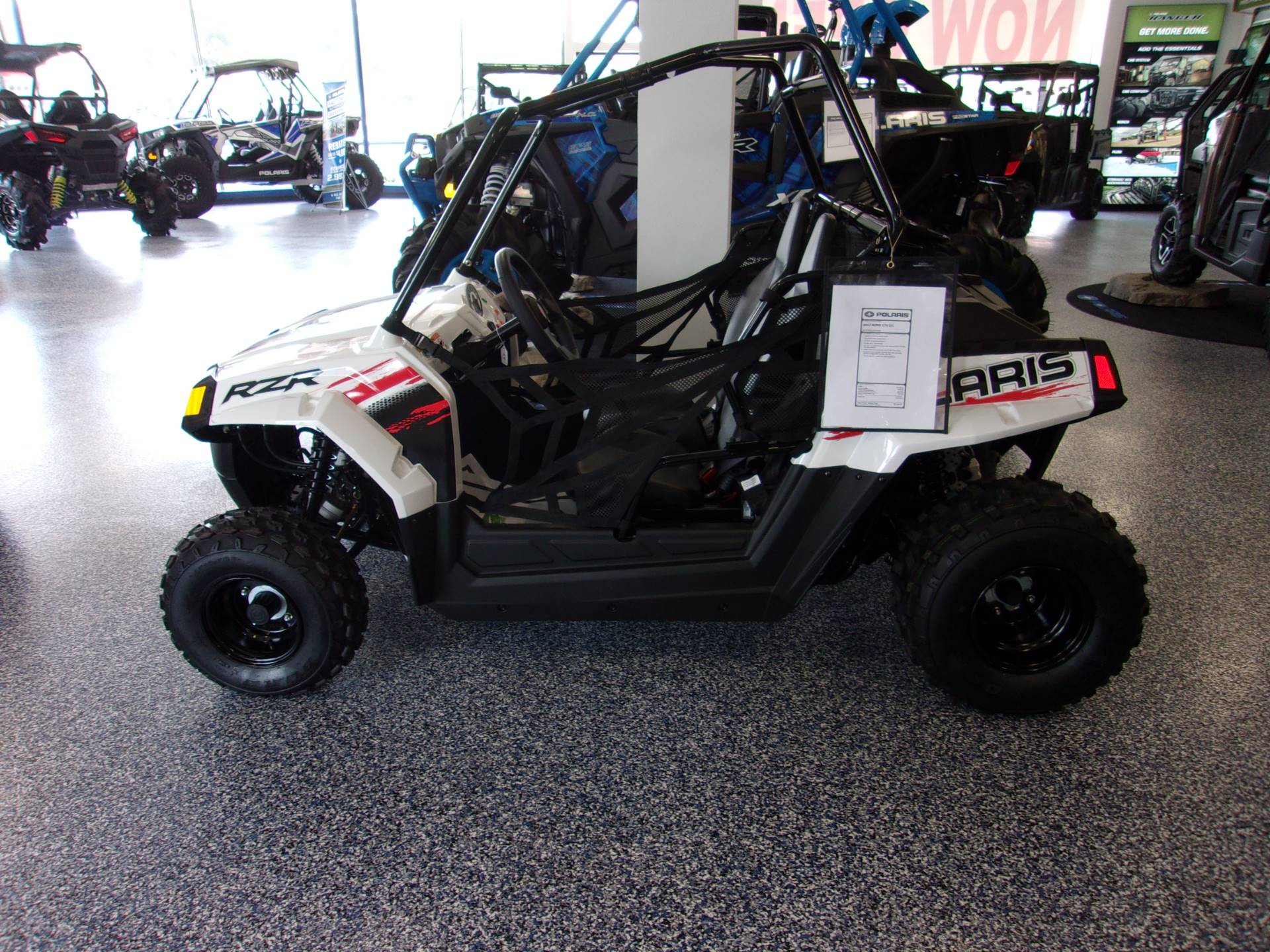 2017 Polaris RZR 170 EFI 3