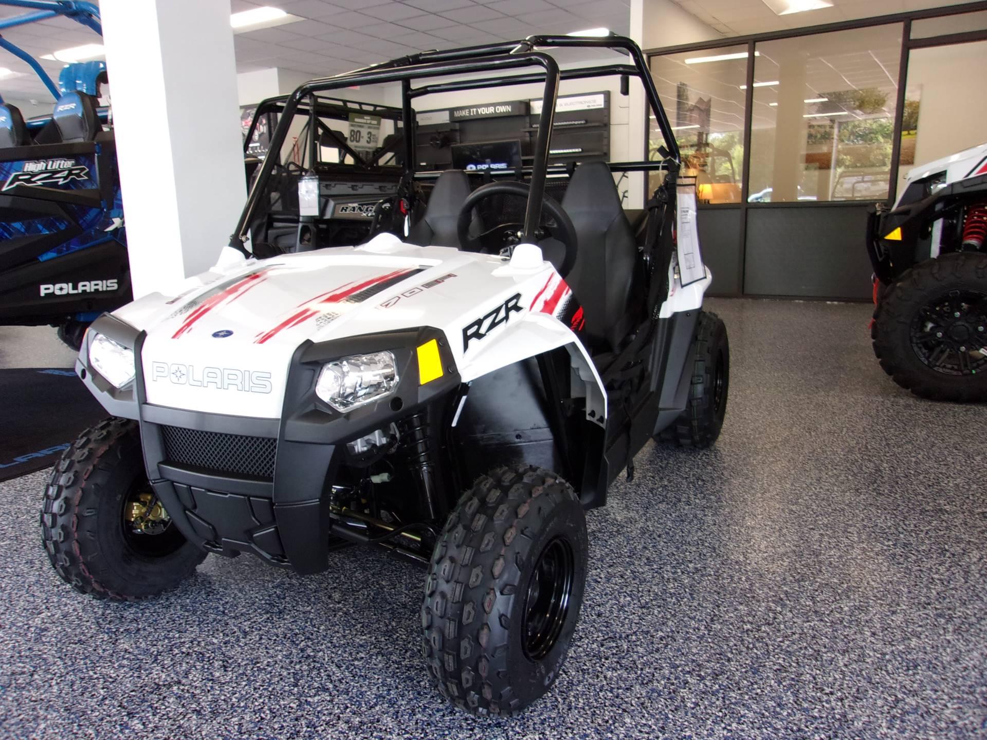 2017 Polaris RZR 170 EFI 1