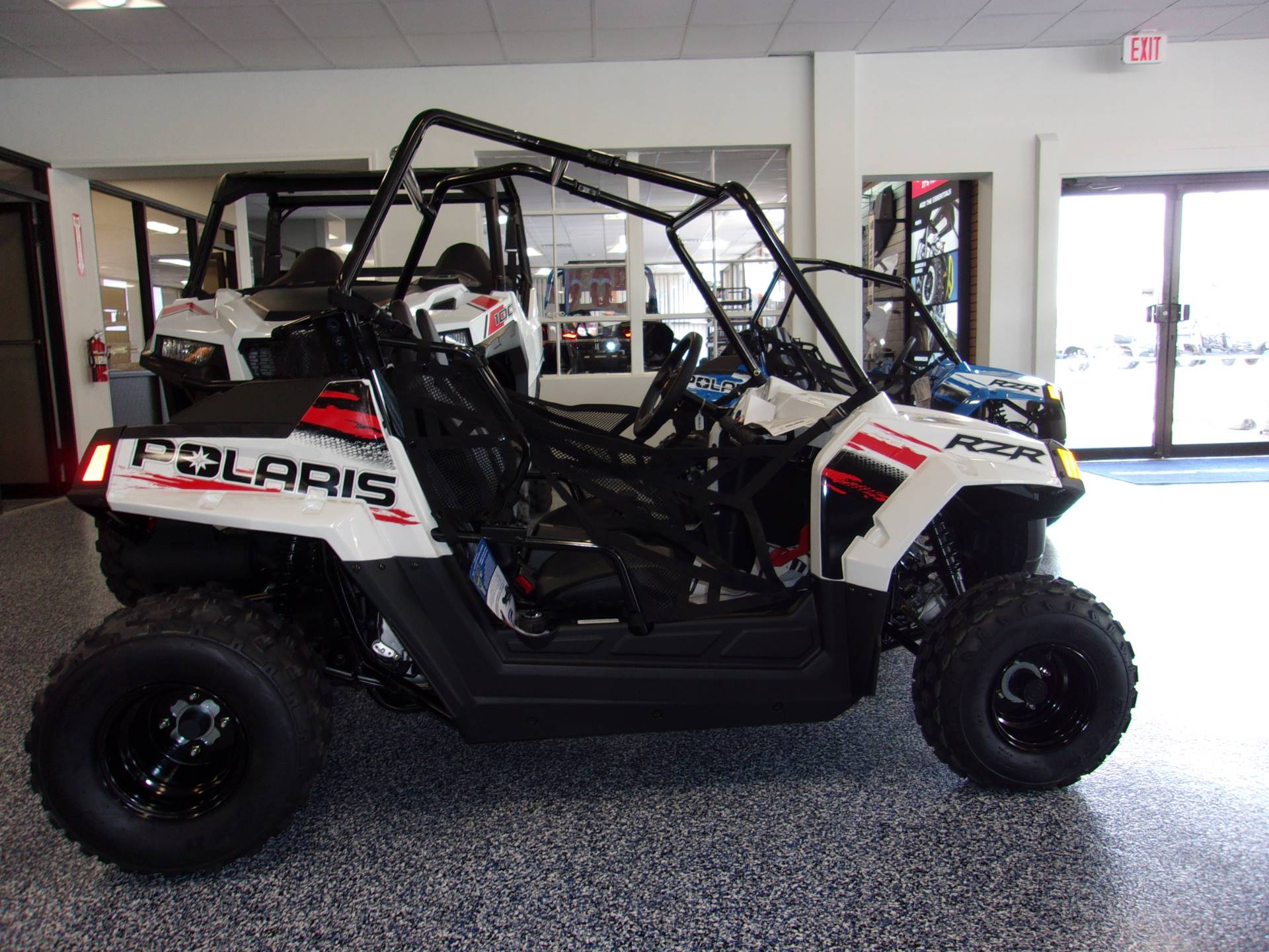 2017 Polaris RZR 170 EFI 5