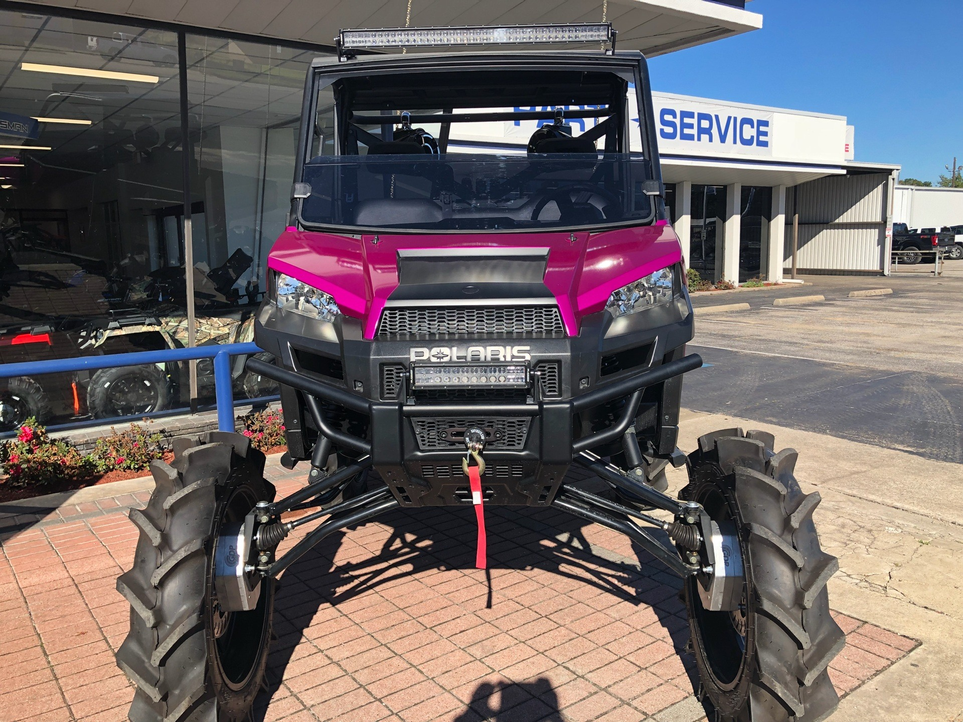 2018 Polaris Ranger XP 900 EPS in Cleveland, Texas
