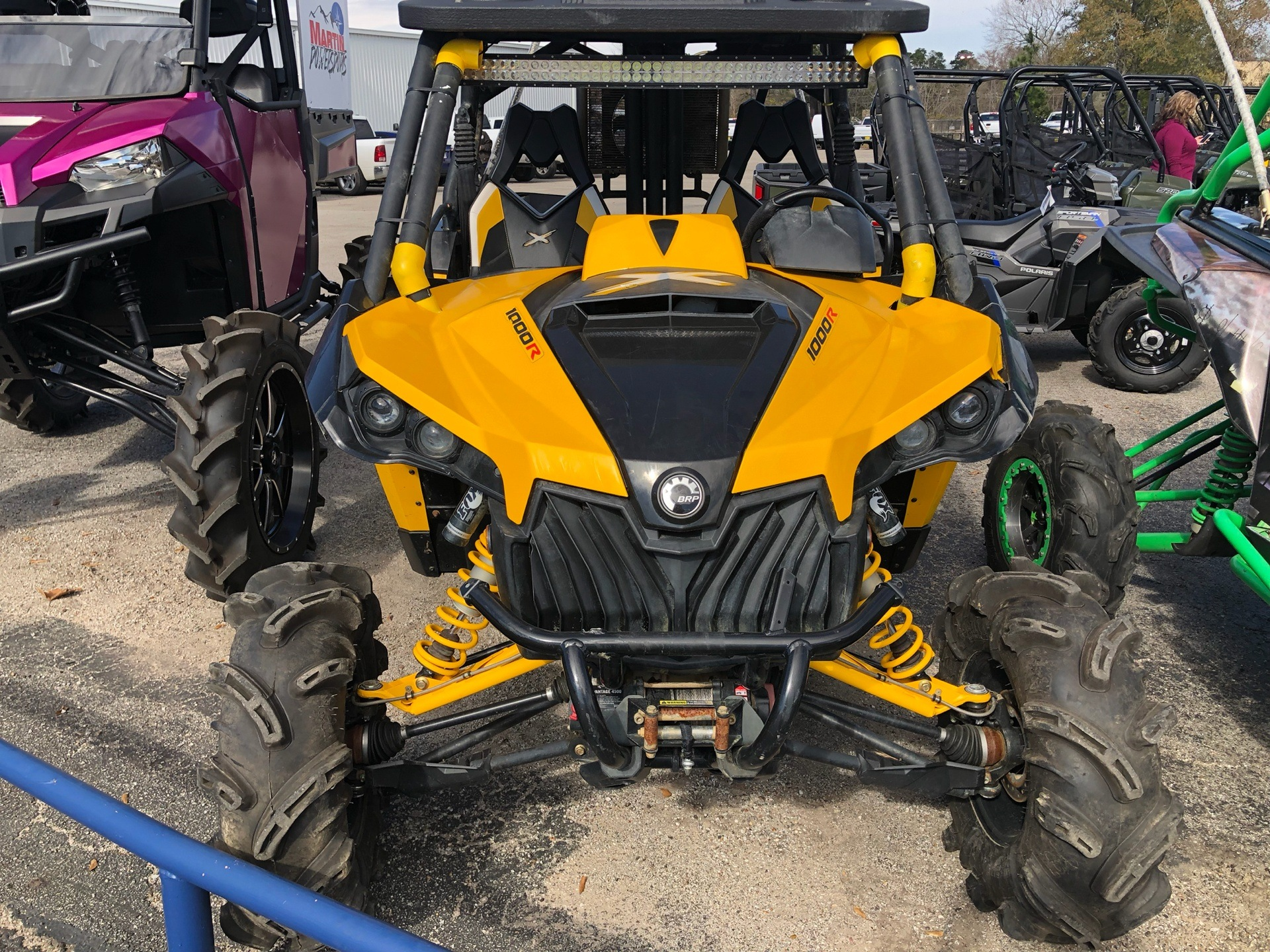 2015 Can-Am Maverick X mr DPS 1000R for sale 1590