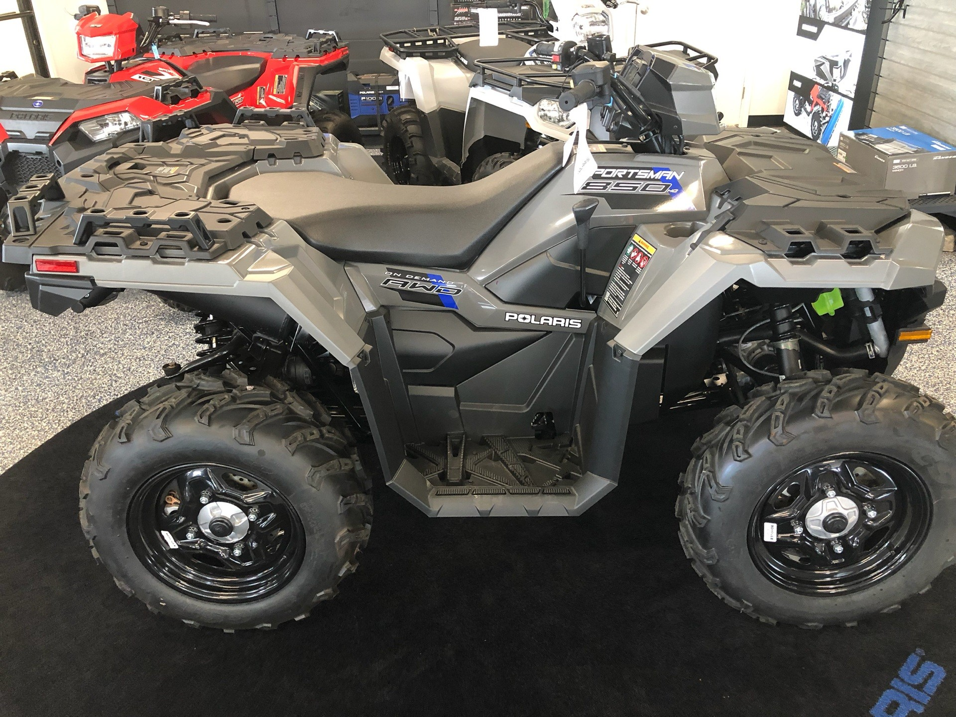 2019 Polaris Sportsman 850 in Cleveland, Texas - Photo 1