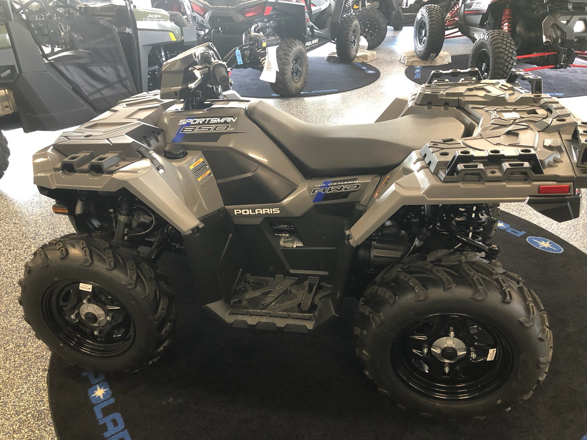 2019 Polaris Sportsman 850 in Cleveland, Texas - Photo 3