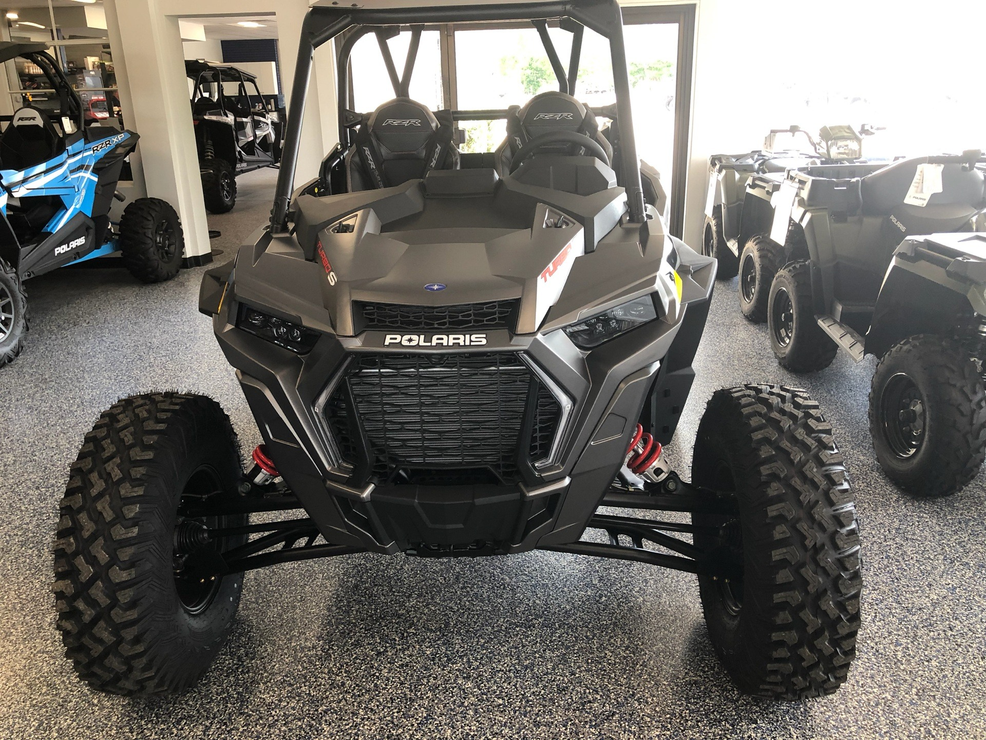 2019 Polaris RZR XP Turbo S in Cleveland, Texas - Photo 2