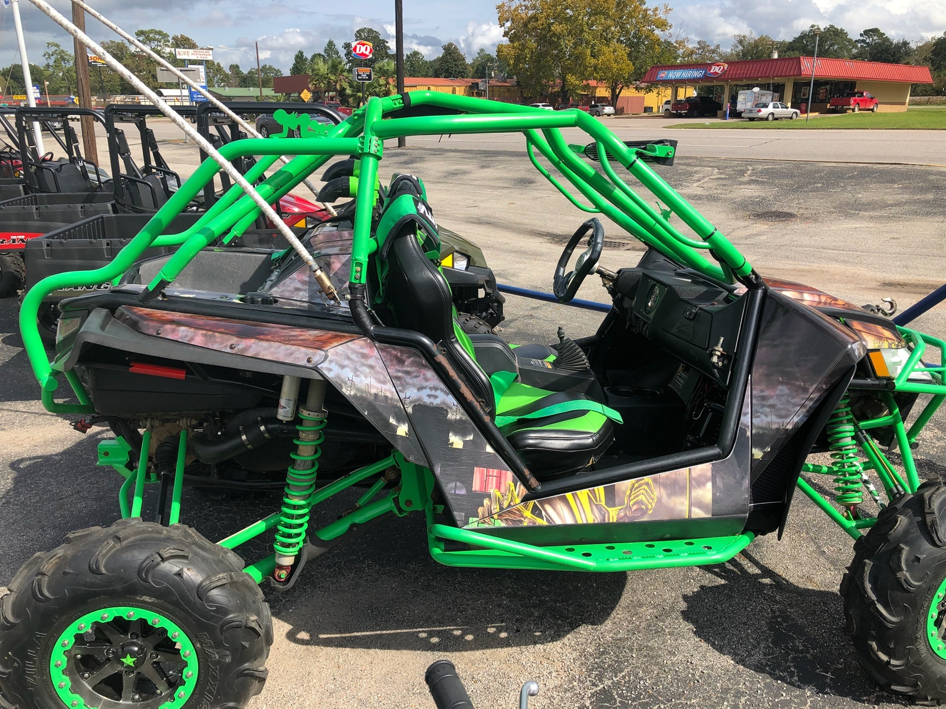 2012 Arctic Cat Wildcat™ 1000i H.O. in Cleveland, Texas