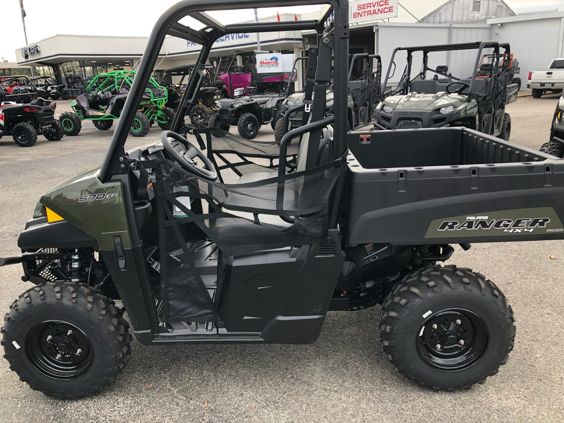 2019 Polaris Ranger 570 for sale 5286