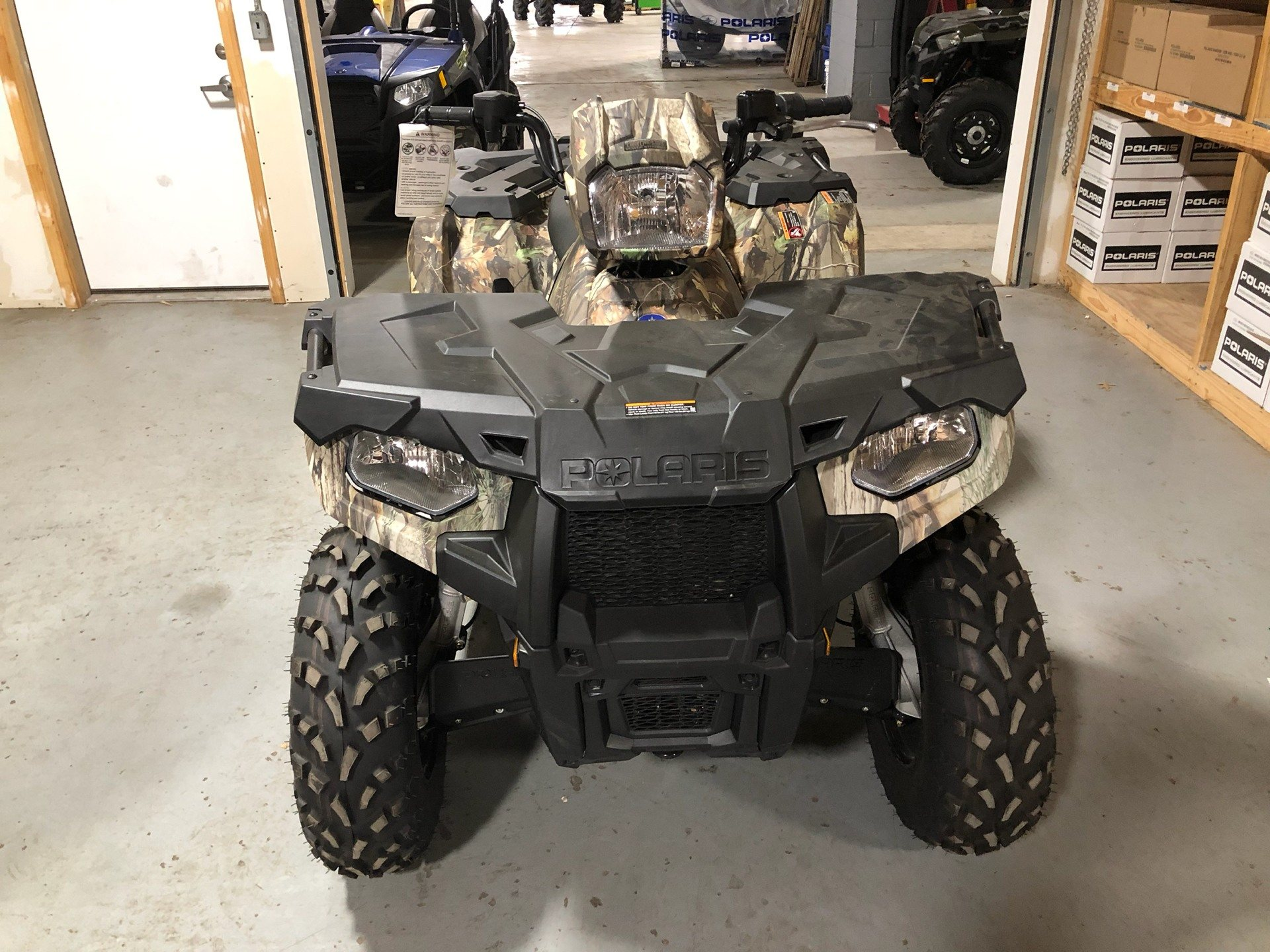 2019 Polaris Sportsman 570 EPS Camo in Cleveland, Texas