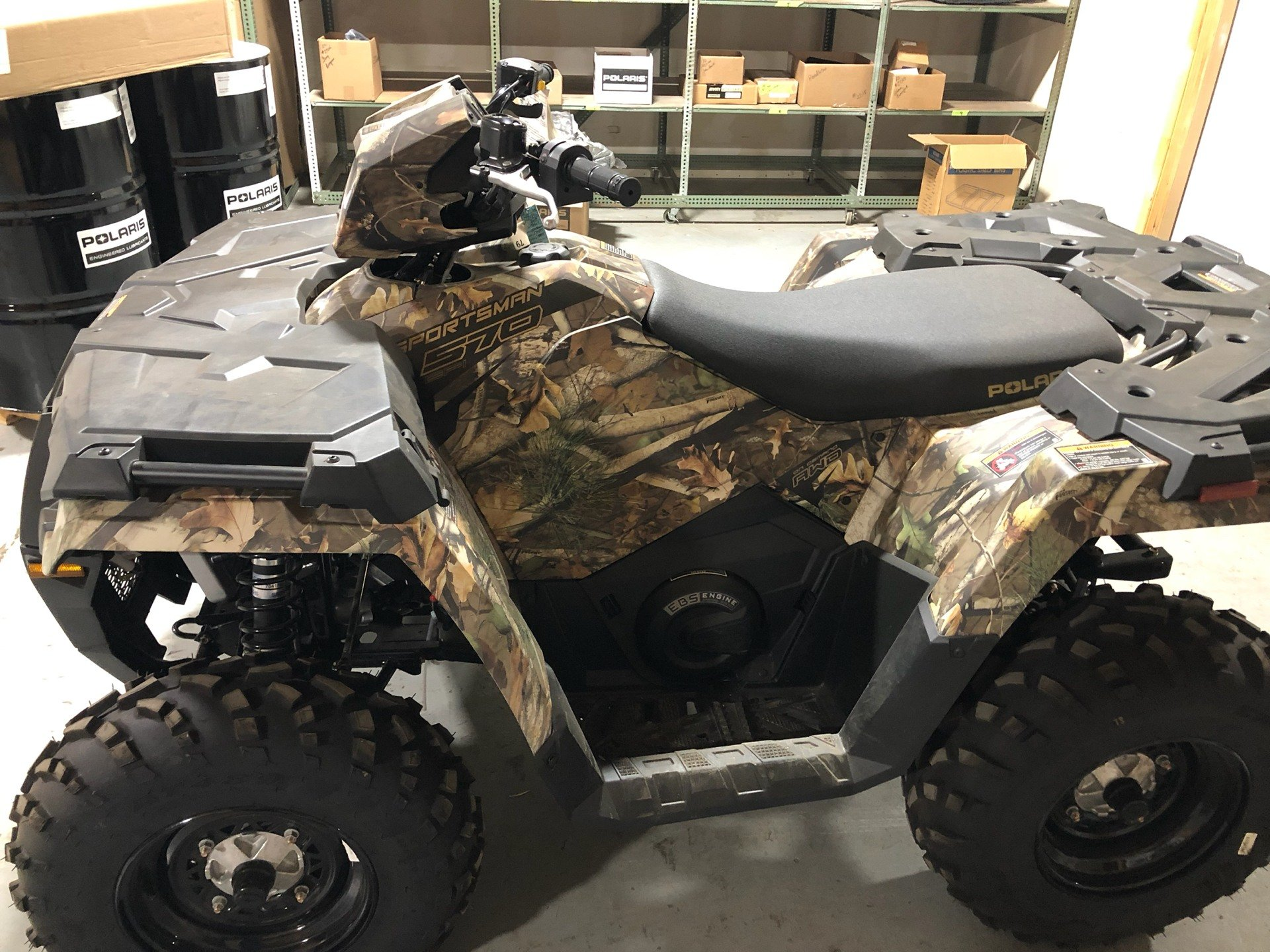 2019 Polaris Sportsman 570 EPS Camo in Cleveland, Texas - Photo 3
