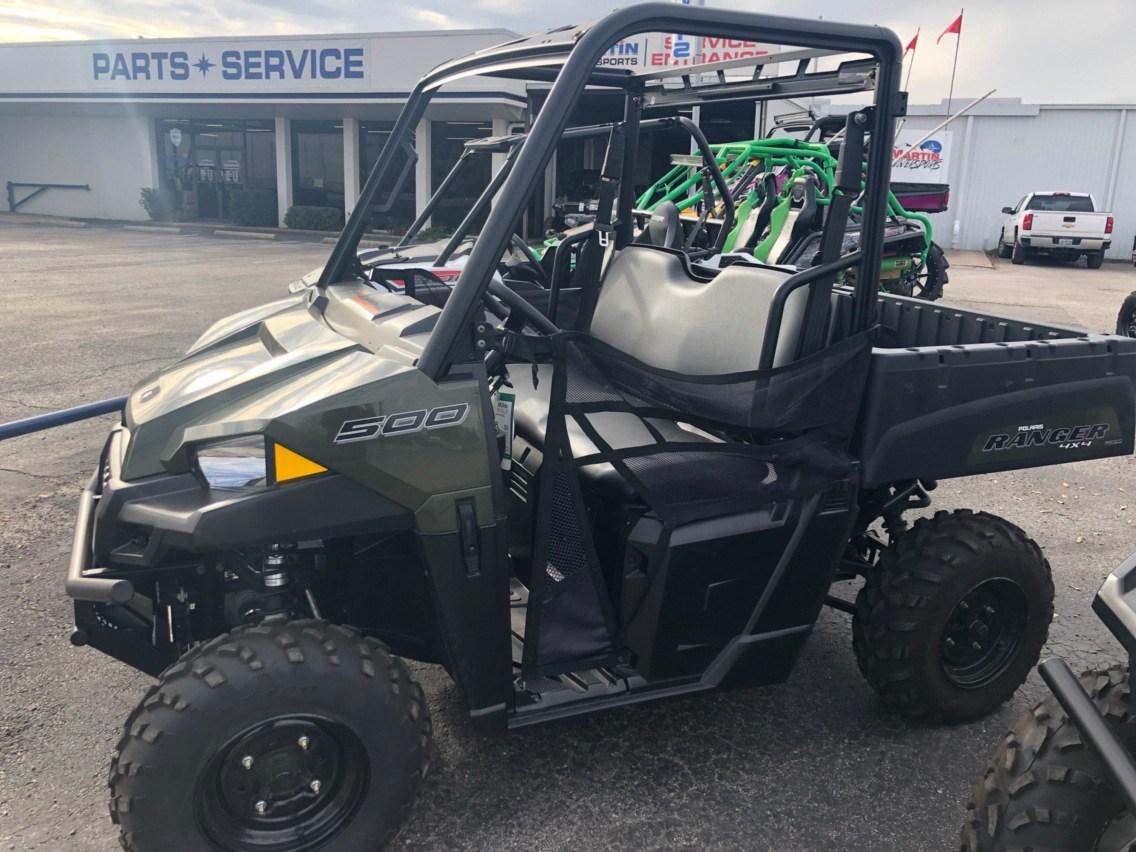 2019 Polaris Ranger 500 3
