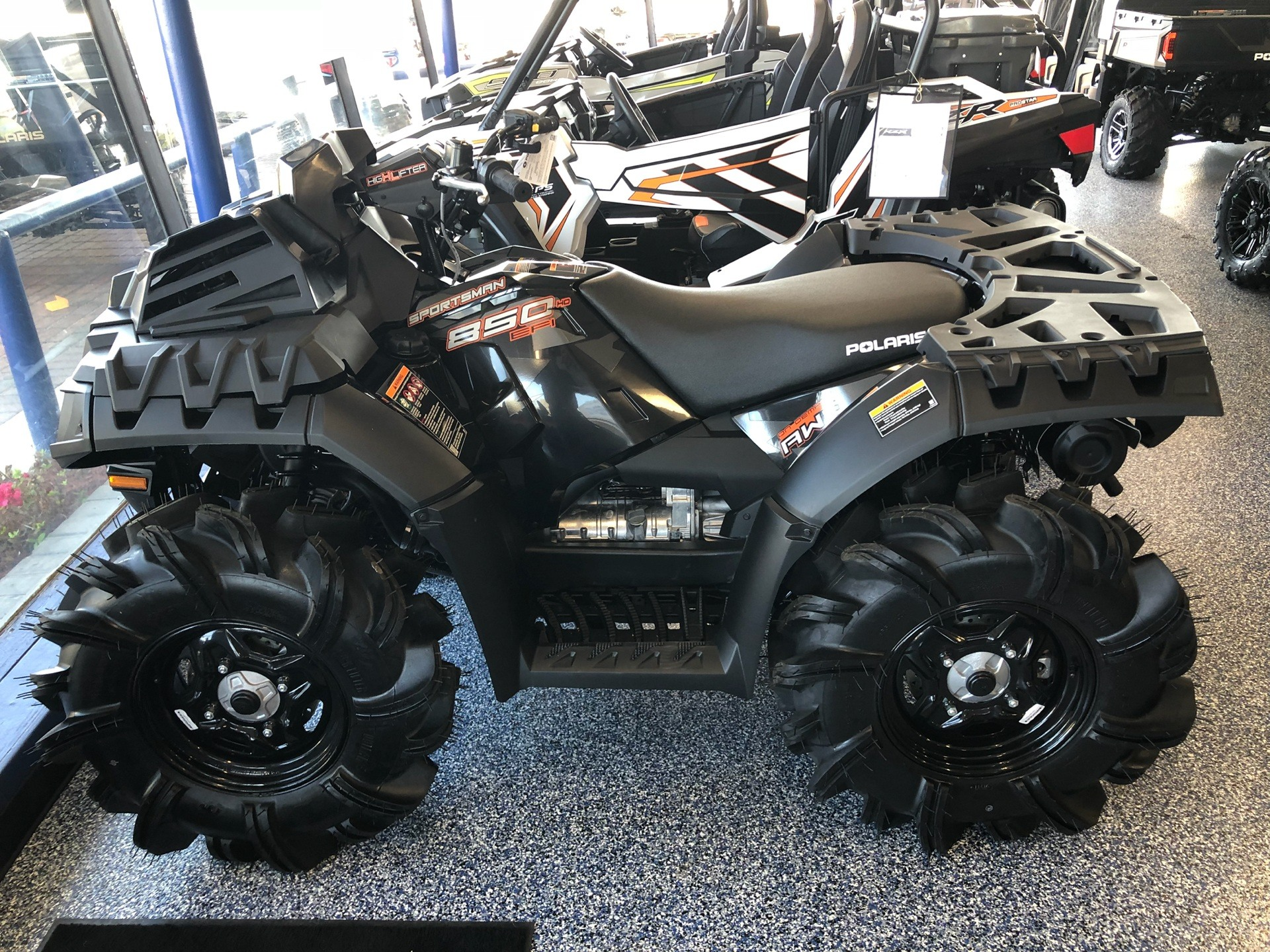 2018 Polaris Sportsman 850 High Lifter Edition for sale 1345