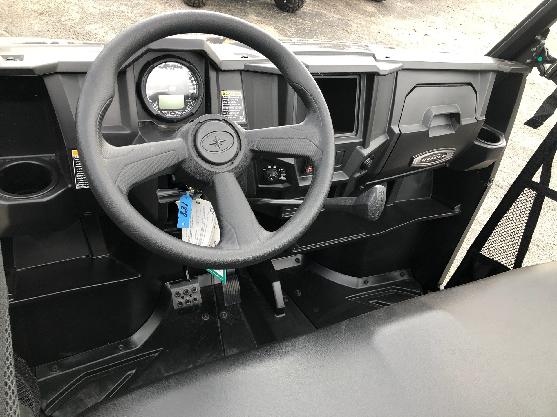 2019 Polaris Ranger 570 Polaris Pursuit Camo in Cleveland, Texas