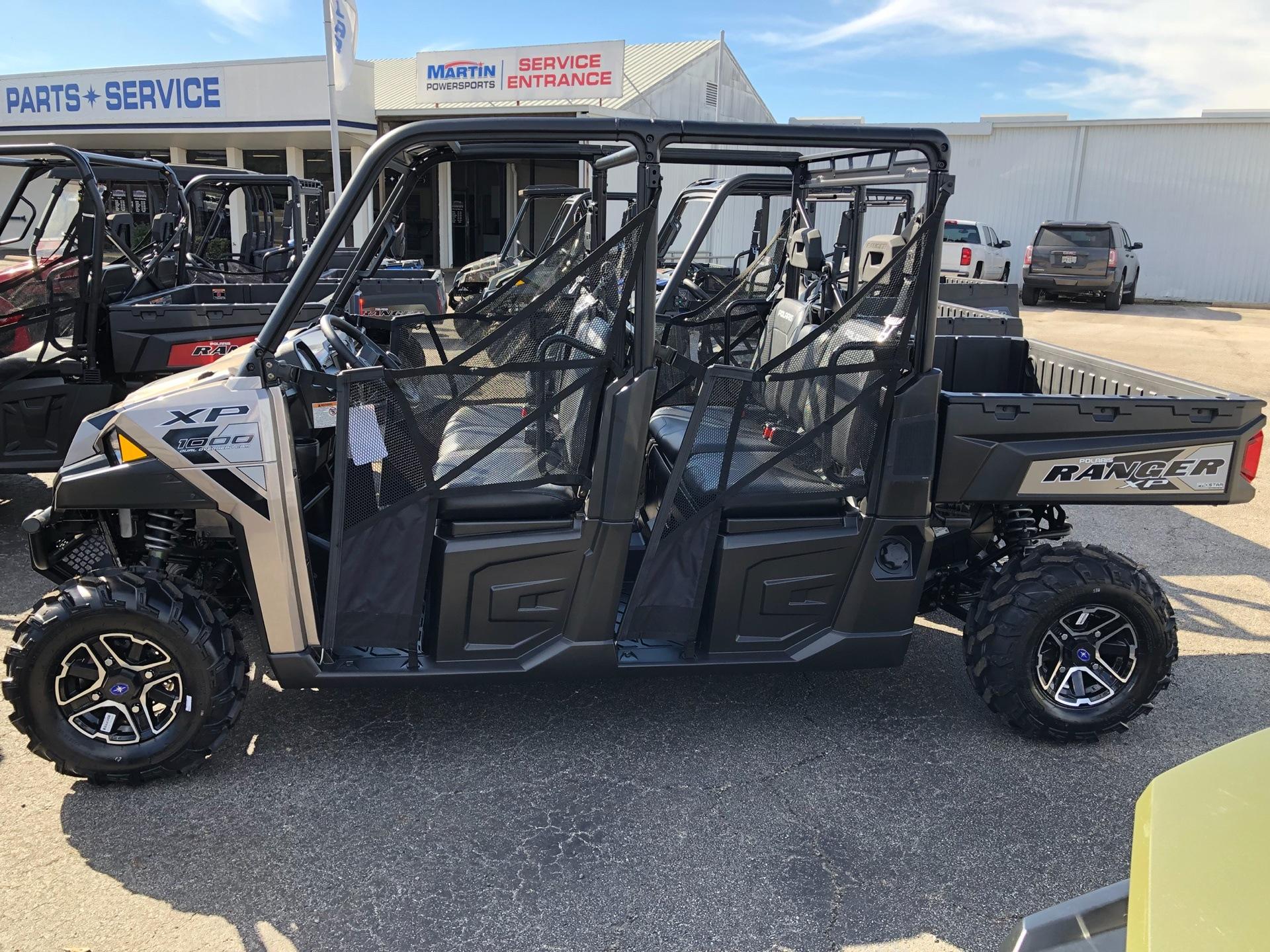 2018 Polaris Ranger Crew XP 1000 EPS for sale 2736