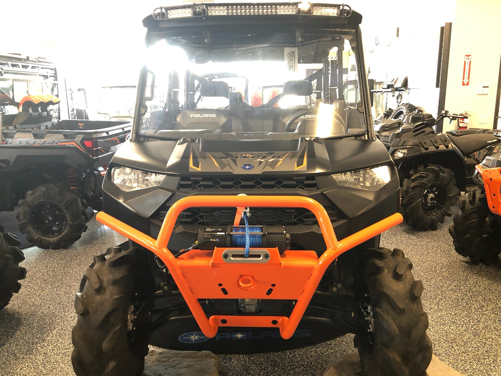 2019 Polaris Ranger Crew XP 1000 EPS High Lifter Edition for sale 7811