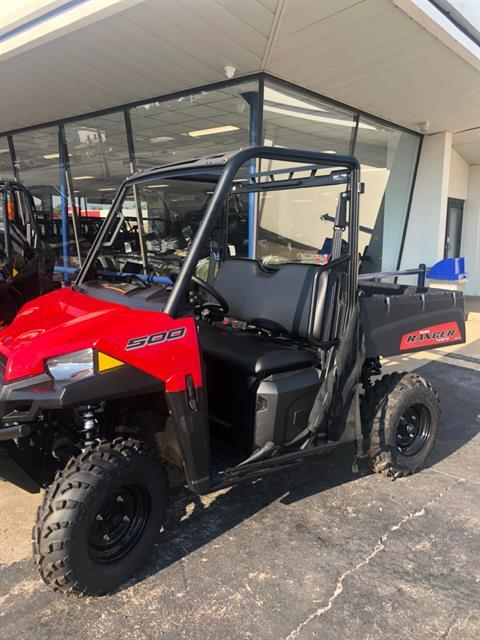 2019 Polaris Ranger 500 in Cleveland, Texas - Photo 2