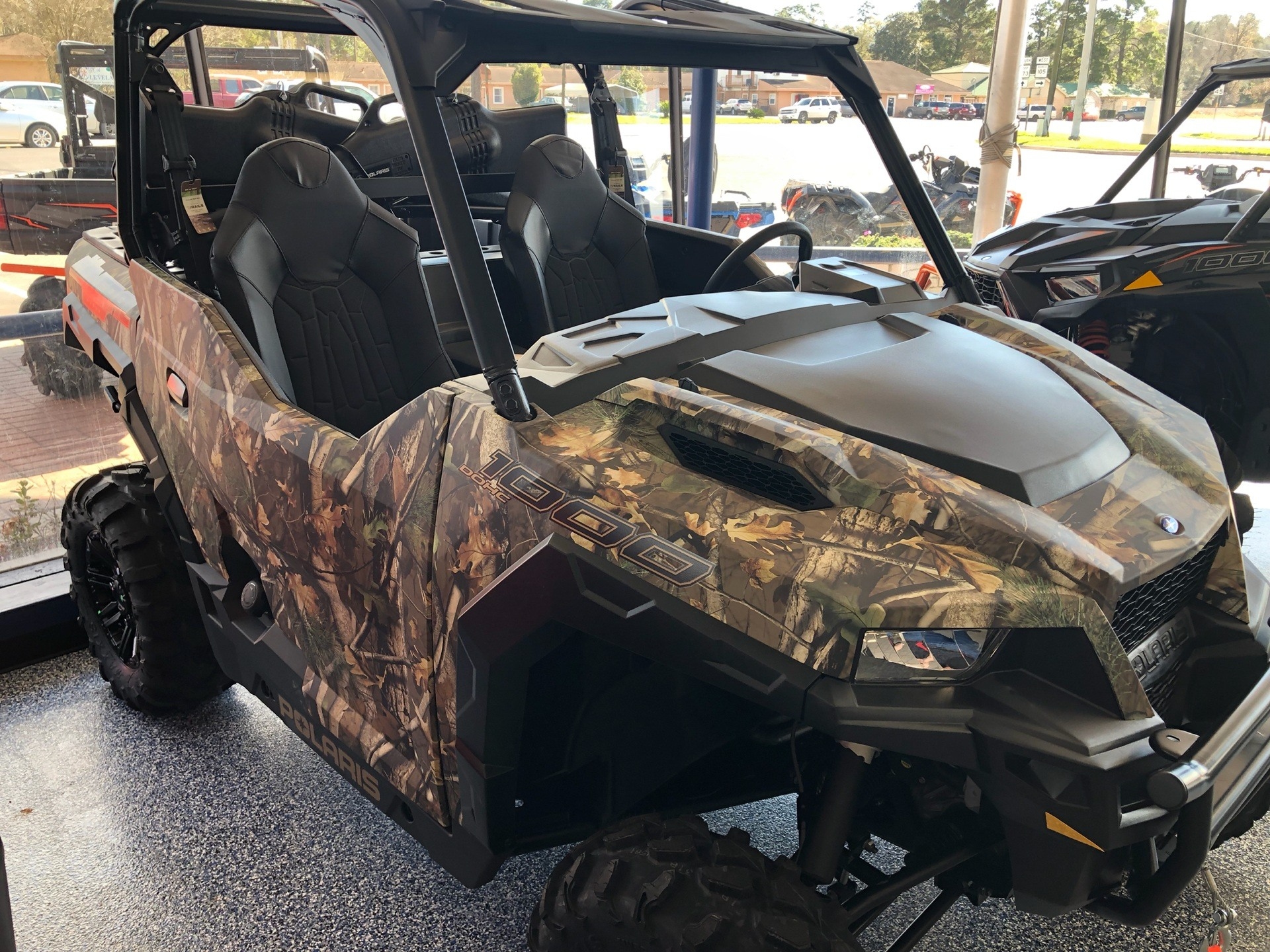 2019 Polaris General 1000 EPS Hunter Edition in Cleveland, Texas - Photo 3