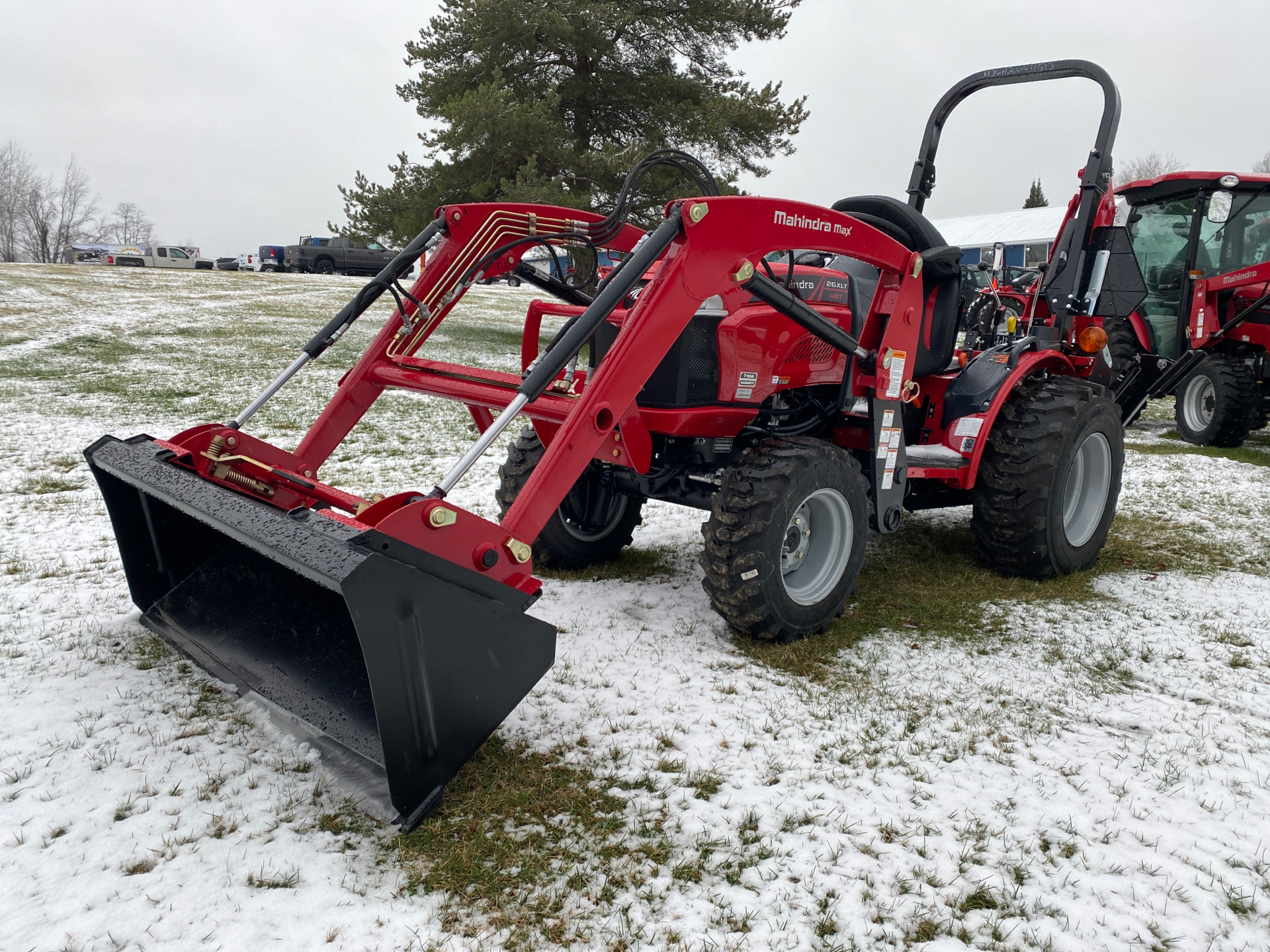 2021 Mahindra TR MAX 26XLT in Malone, New York - Photo 1