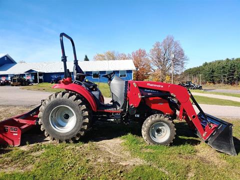 2019 Mahindra 1640 HST in Malone, New York - Photo 1