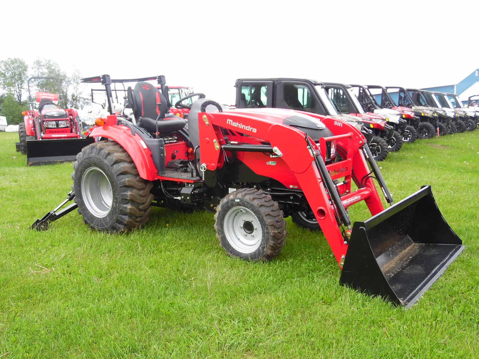 2019 Mahindra 1640 HST in Malone, New York