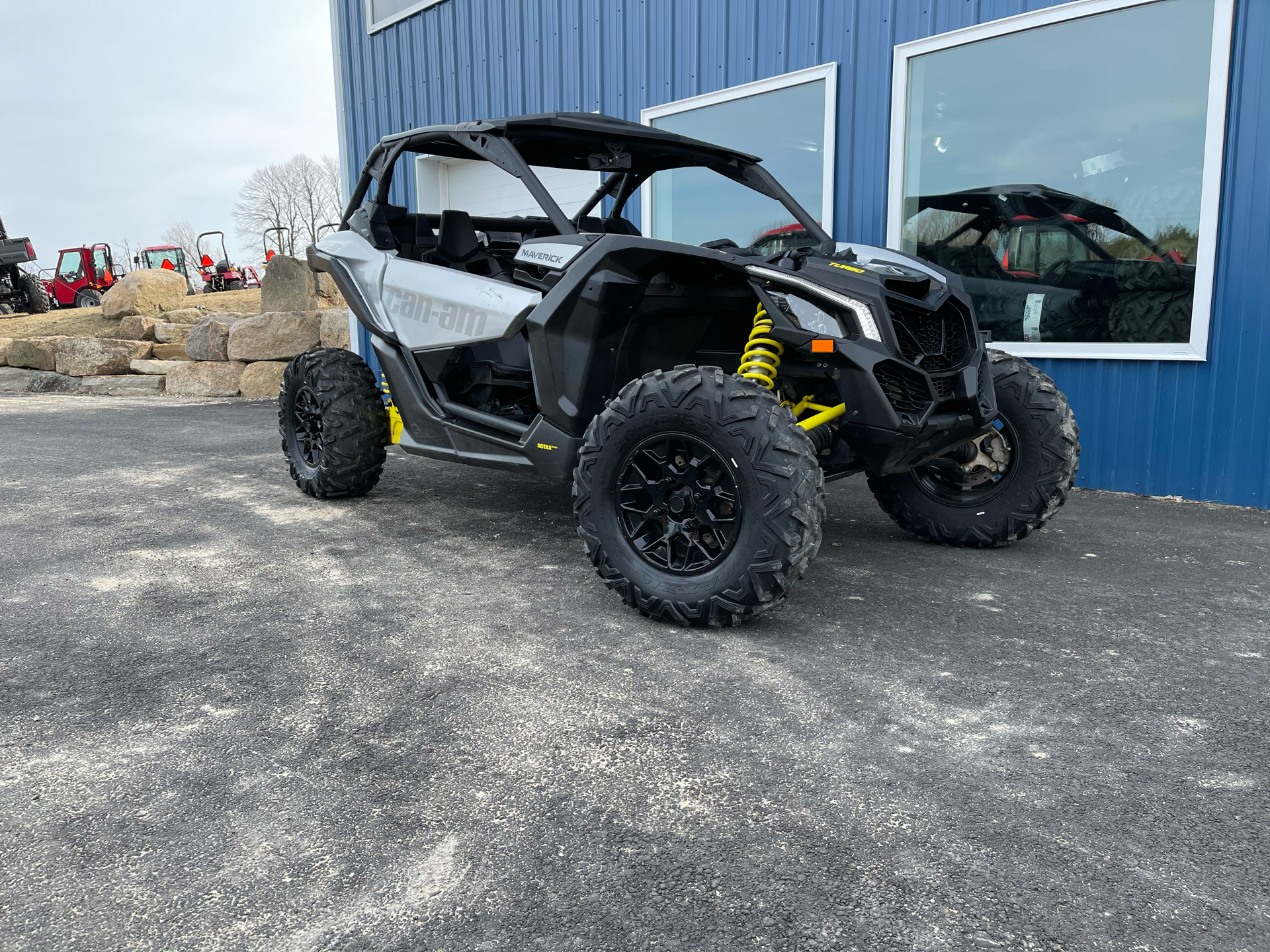 2019 Can-Am Maverick X3 Max Turbo in Malone, New York - Photo 1