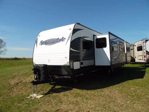 2015 Keystone RV Company SPRINGDALE in Malone, New York