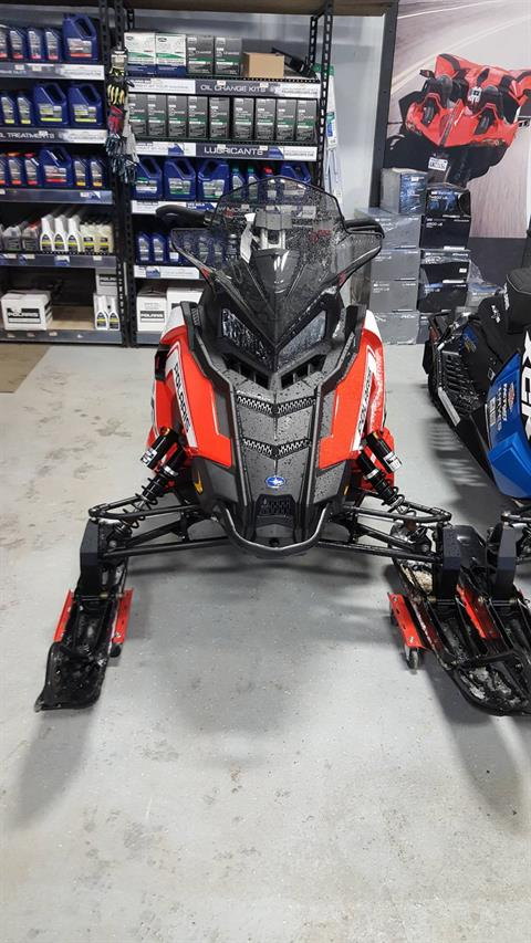2018 Polaris 600 Switchback XCR SnowCheck Select in Malone, New York