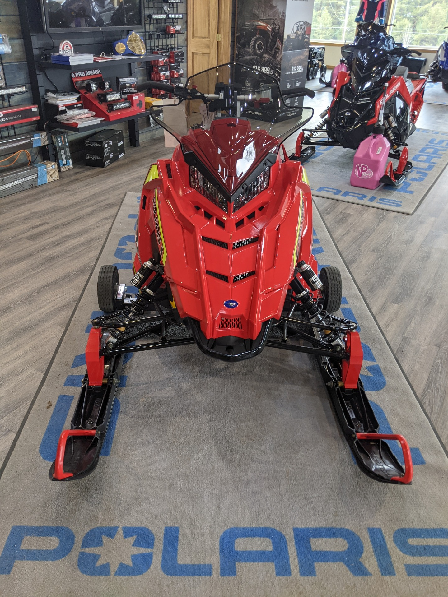 2021 Polaris 850 Indy XC 129 Factory Choice in Malone, New York - Photo 1