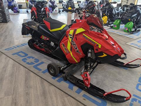 2021 Polaris 850 Indy XC 129 Factory Choice in Malone, New York - Photo 2