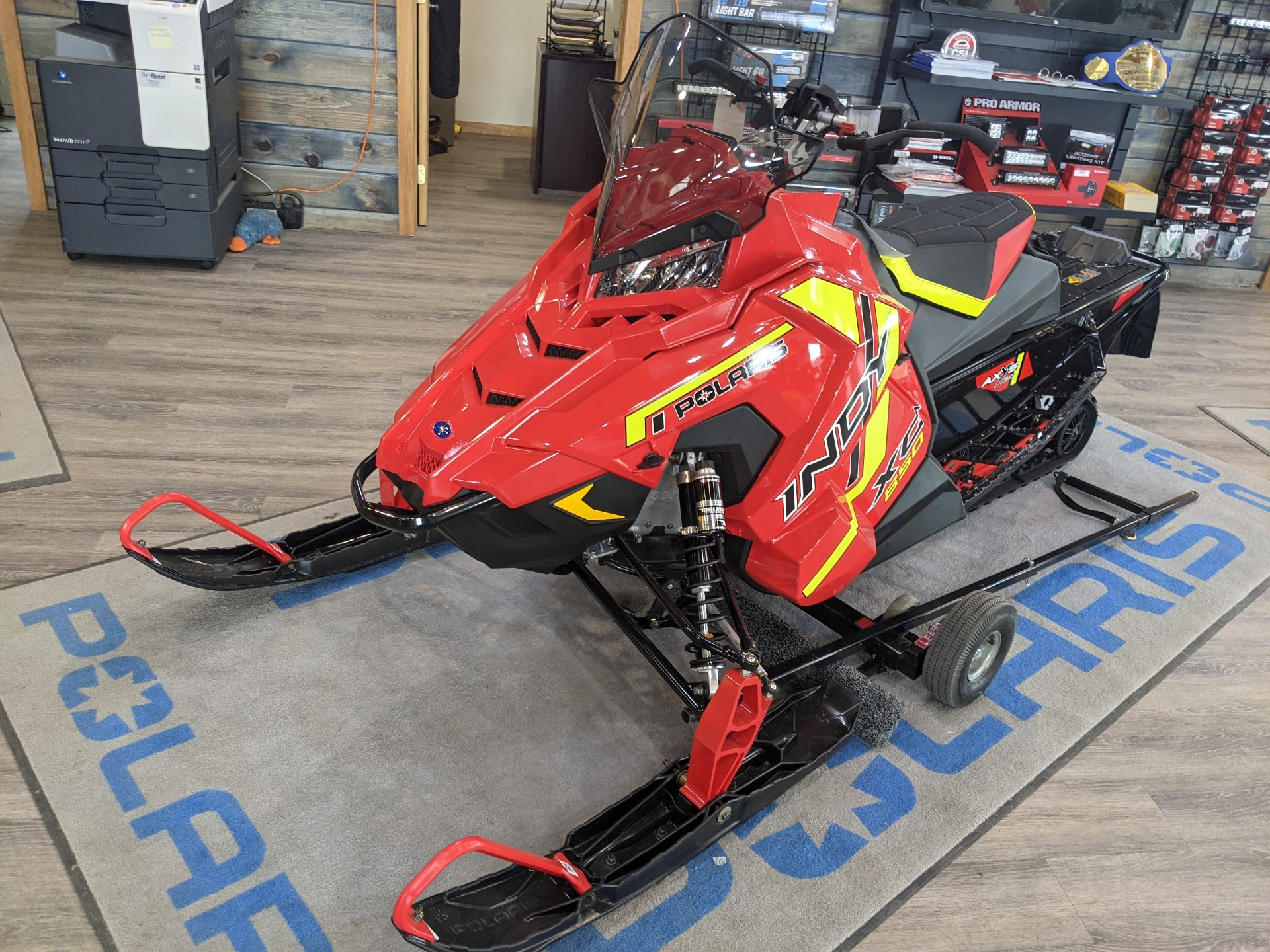 2021 Polaris 850 Indy XC 129 Factory Choice in Malone, New York - Photo 3