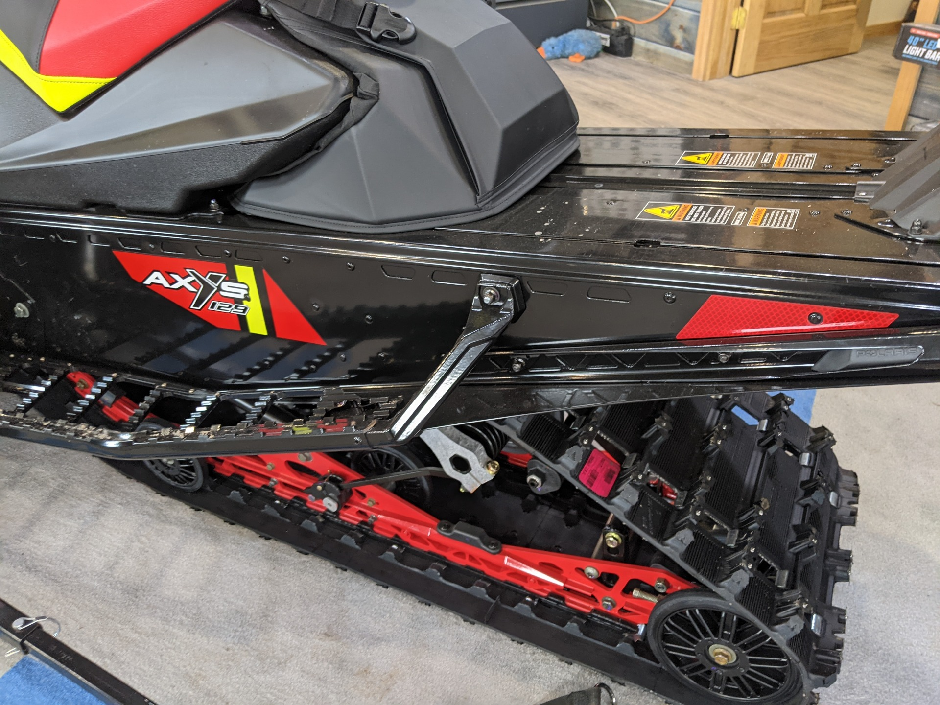 2021 Polaris 850 Indy XC 129 Factory Choice in Malone, New York - Photo 4