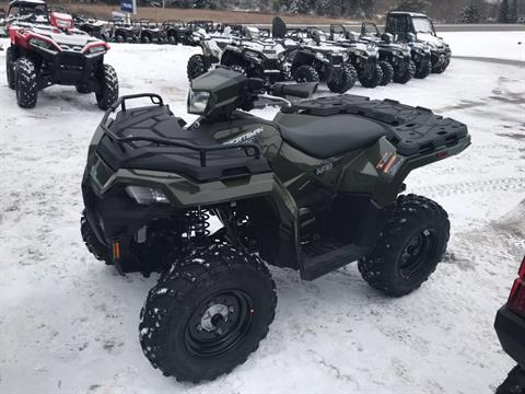 2021 Polaris Sportsman 450 H.O. in Malone, New York - Photo 2