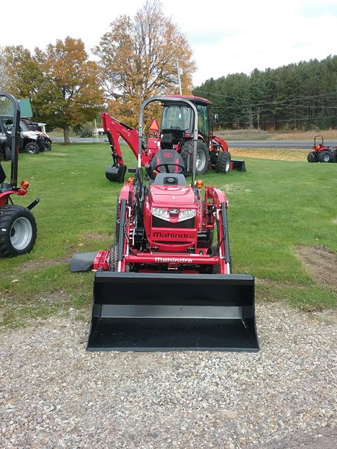 2019 Mahindra TR MAX 25XL HST in Malone, New York