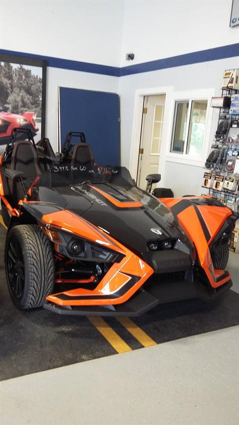 2017 Slingshot Slingshot SLR in Malone, New York