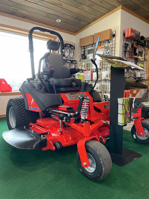 2021 Simplicity Cobalt LE 61 in. Vanguard Big Block 37 hp EFI in Malone, New York - Photo 1