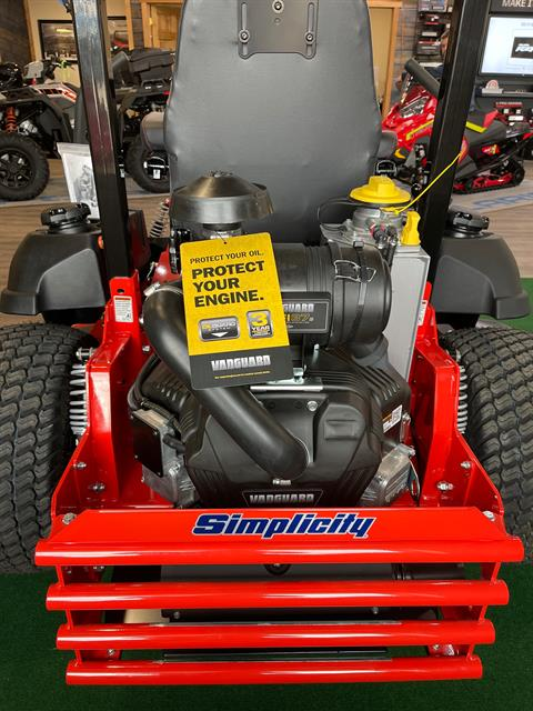 2021 Simplicity Cobalt LE 61 in. Vanguard Big Block 37 hp EFI in Malone, New York - Photo 3