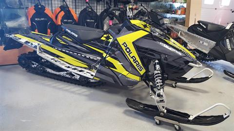 2018 Polaris 800 Switchback Assault 144 in Malone, New York