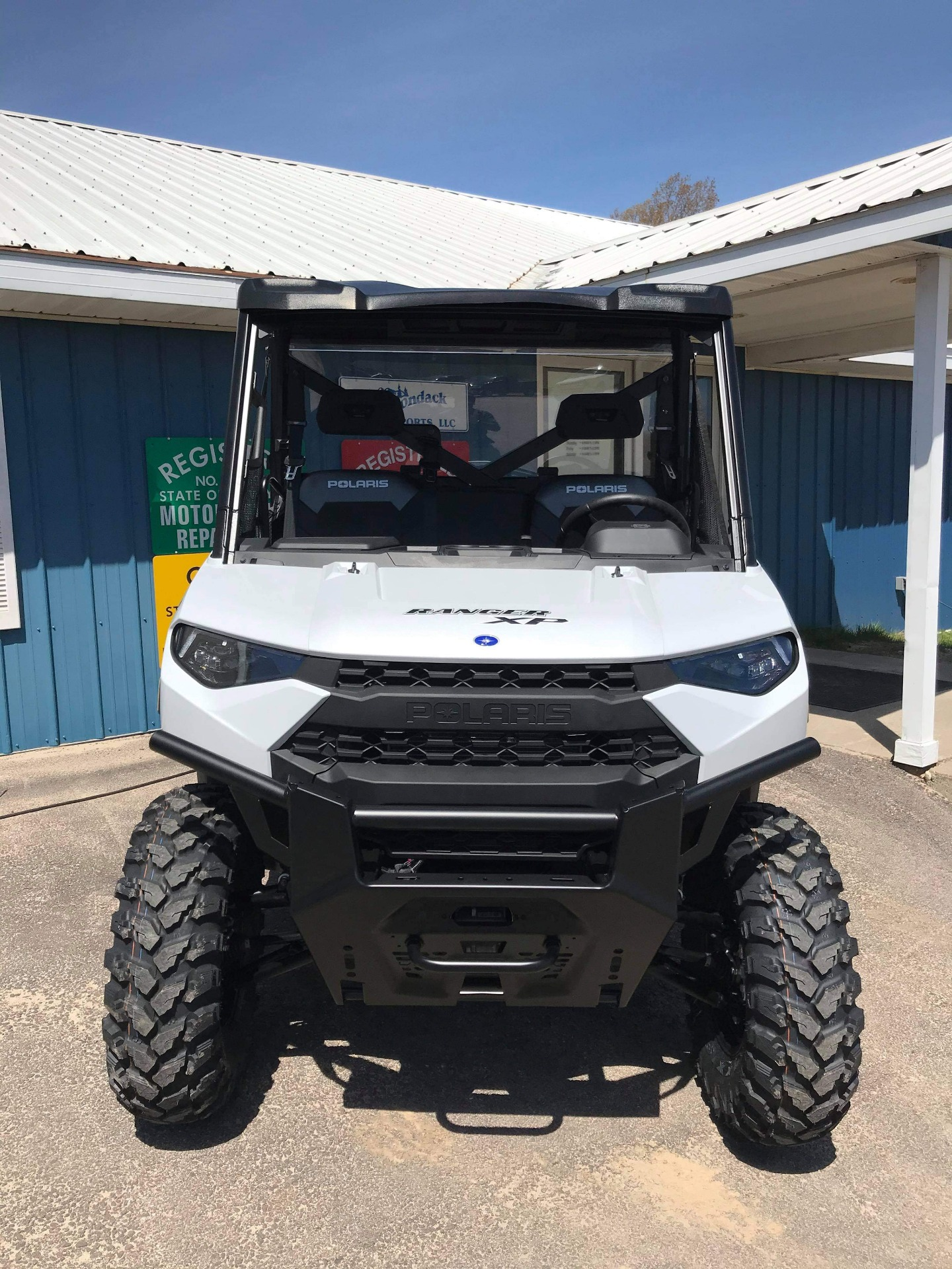 2021 Polaris Ranger XP 1000 Trail Boss in Malone, New York - Photo 1